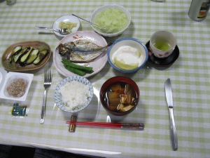 Breakfast - Japanese Style