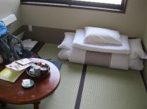 Room at the Ryokan