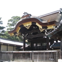 Gate of Imperial Palace, Kyoto