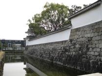 Nijo Palace moat