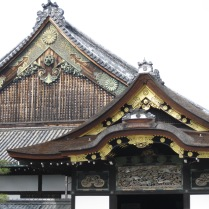 Nijo Palace close up