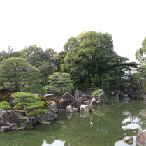 Nijo Palace Garden from another angle
