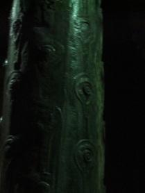 Crying Pillar, Cisterns