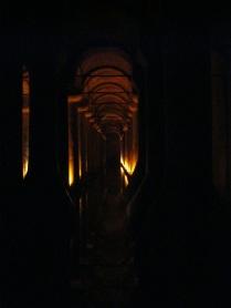 Dark Corner of the Cisterns