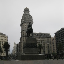 View of Plaza Independencia