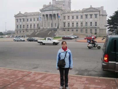 Me by the Parliament of Uruguay
