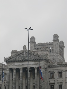 Details of the parliament building