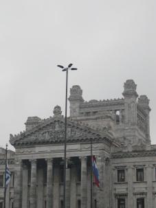 Details of the parliament building