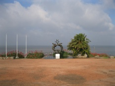 Monument to the drowned