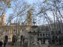 Ciudad Vieja church