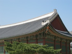 Palace complex of Gyeongbok