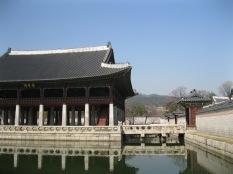 State dining pavillion (?) Gyeongbokgung