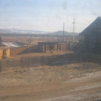 More Siberian wooden houses