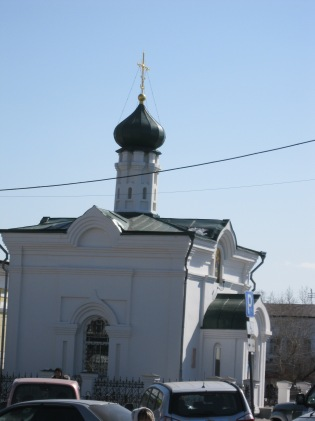 Orthodox Church, Ulan Ude