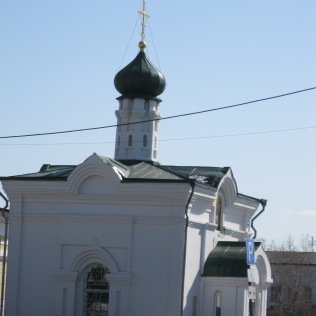 Orthodox Church, Ulan Ude