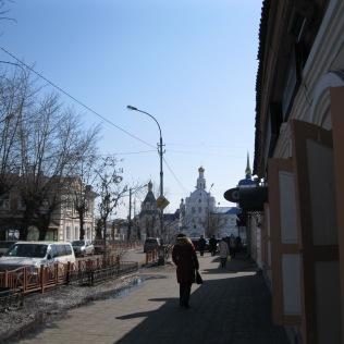 Street view Ulan Ude