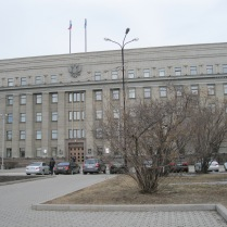 The former House of Soviets