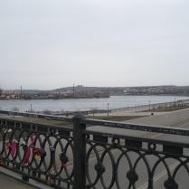 The River Angara