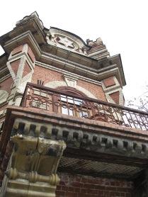 Joshua Feinberg's mansion