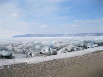 Scenic ice scrunches