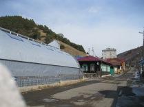 Listvyanka, pretty quiet in April
