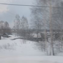 More snow in the Urals-Western Siberia