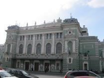 The world famous Mariinskii