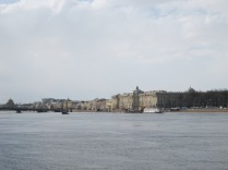 View over the Neva