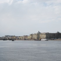 View over the Neva