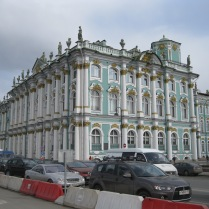 Another view of the Hermitage