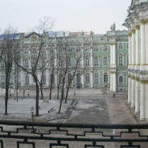 Another Hermitage courtyard