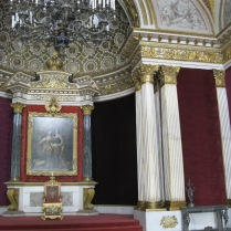 The small throne room