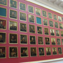 Wall of Napoleonic era nobles