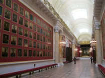 View of the gallery