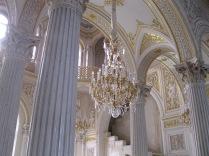 My favorite room: chandelier