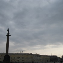 Palace Square and the Alexander Column