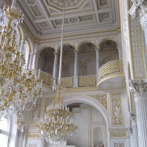 My favorite room on my second trip to the Hermitage