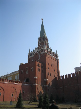 Another view of the Kremlin