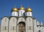 One of the lovely Kremlin churches