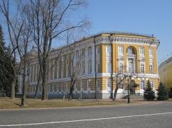 Parliament building (not the Duma)