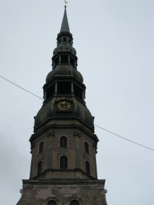 St Peter's bell tower