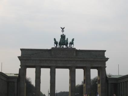 The Brandenburg Tor