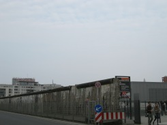 The Wall segment by the Topography of Terror
