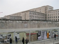 The exhibit at the Topography of Terror