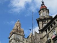 Av de Mayo, Palacio Barolo and neighbor