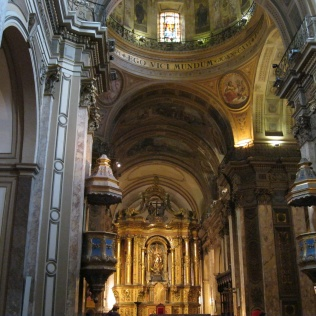 Buenos Aires's Cathedral