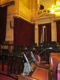 Senado chamber