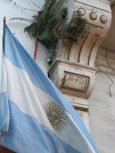 Argentina's flag