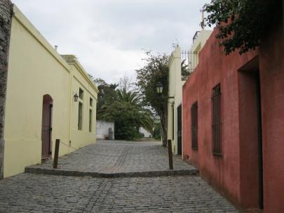 Colonia sidestreet