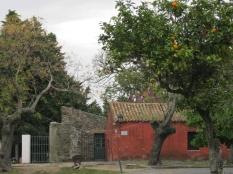 Museo Casa Nacarello, interior set up as an old Portuguese house